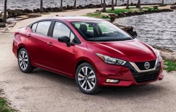 Nissan Versa estreia em junho no Brasil