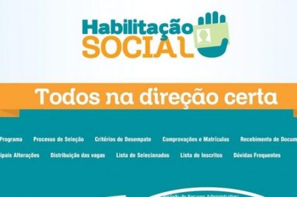 Detran-PB renova alerta à população sobre falso site do Programa de Habilitação Social