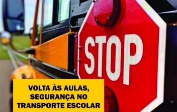 Na volta às aulas, Procon alerta pais de alunos sobre vans escolares