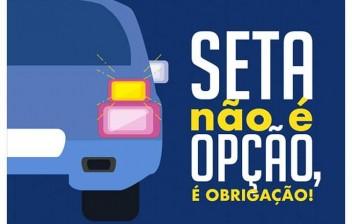 Use a seta – Dica de Segurança com Abimadabe Vieira