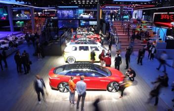 Salão do Automóvel da Alemanha deixará Frankfurt depois de quase 70 anos