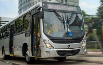 Mercedes-Benz confirma nova linha para ônibus e lançamento de modelo em 2020