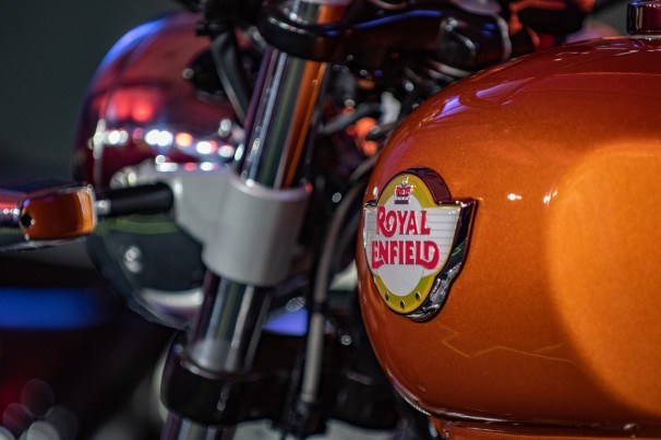 Royal Enfield vai montar motos no Brasil