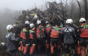 Maior autoridade militar de Taiwan morre em acidente de helicóptero