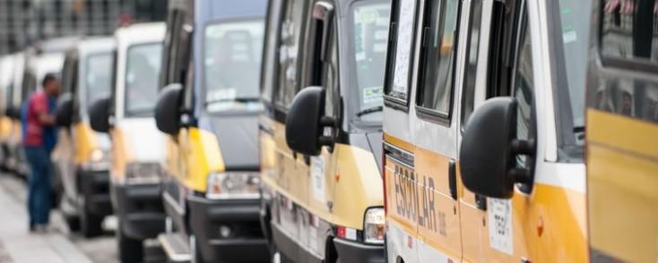 Detran-PB reprova mais de 50 veículos escolares durante vistoria