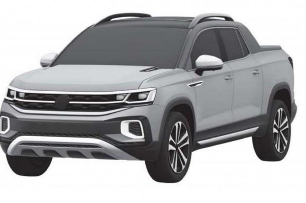Volkswagen registra a picape Tarok, rival da Fiat Toro