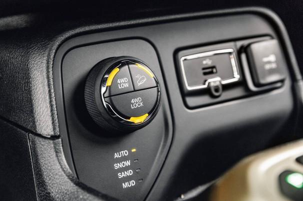 Por que carros 4×4 desligam o ESP ao acionar a reduzida?
