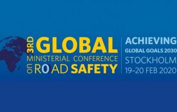 Líderes mundiais em Estocolmo: por um trânsito mais seguro