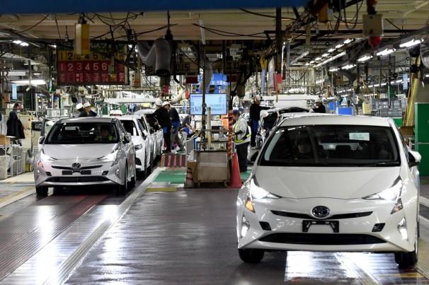 Toyota diz que fábricas no Japão podem ser impactadas por coronavírus