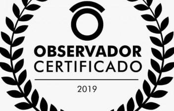 Resultado para a terceira turma de observadores certificados é divulgada