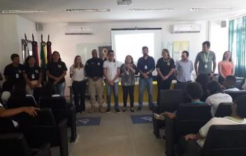 Semana de Acolhimento dos estudantes do IFPB