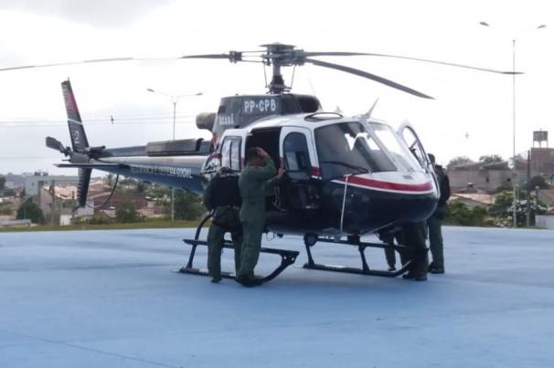 Governo implanta serviço de transporte aeromédico na Rede de Urgência e Emergência