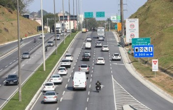 Santa Catarina: 125% mais mortes em estradas federais no carnaval em comparação com 2019