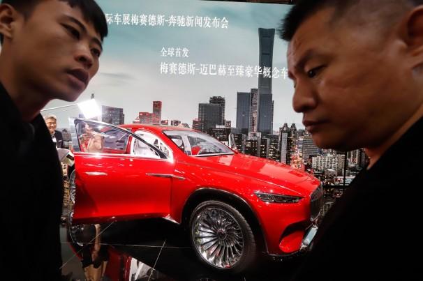 Salão do Automóvel de Pequim é adiado por surto de coronavírus