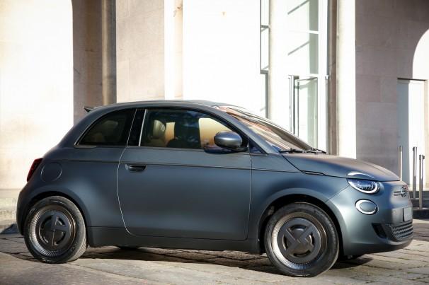 Fiat 500 chega à 3ª geração 100% elétrico