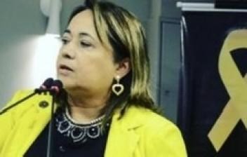 Abimadabe Vieira representa o Maio Amarelo na Paraíba