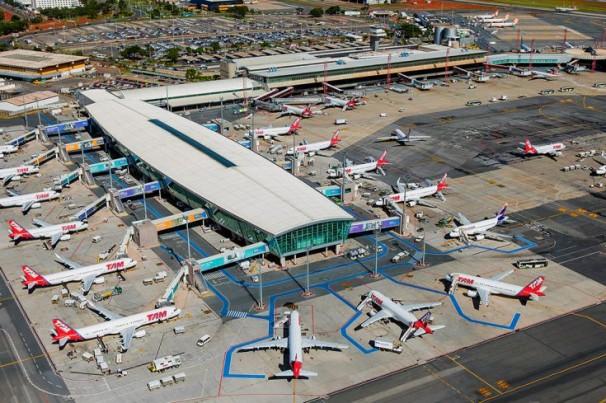 Passageiros elegem os melhores aeroportos brasileiros