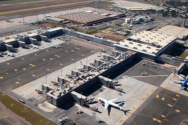 53% de redução de voos domésticos em Viracopos