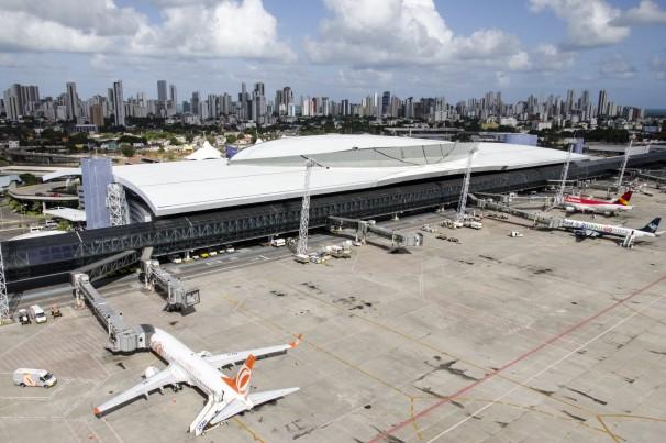 Aeroporto do Recife é administrado por empresa espanhola