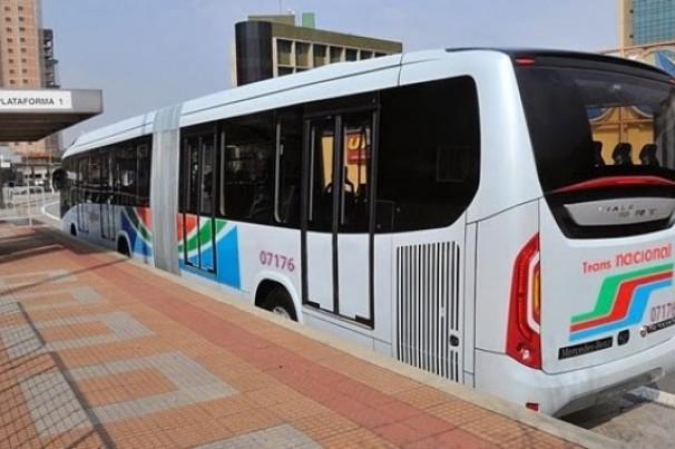 Projeto de ônibus: modelo BRT para João Pessoa é descartado
