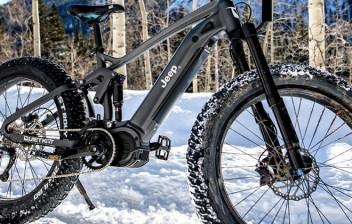 Bicicleta elétrica da Jeep já está à venda