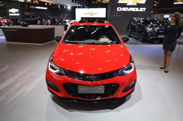 Chevrolet diz que não vai participar do Salão do Automóvel