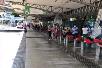Circulação de ônibus será suspensa em Campina Grande