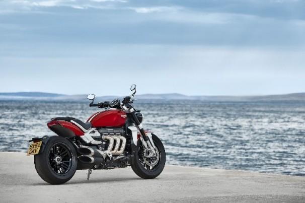 Motocicleta da Triumph vai de 0 a 100 Km/h em 2,73 segundos
