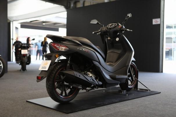 Além do scooter HD 300, Dafra terá mais lançamentos em 2020