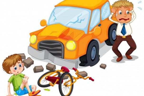 Campanha com o foco na prevenção de acidentes com crianças