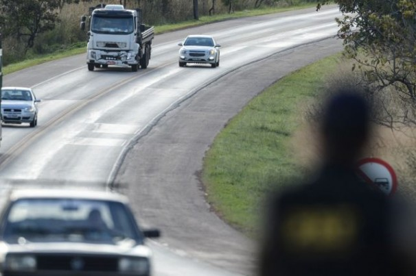 Caminhoneiros serão testados em postos da PRF em TO