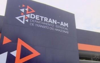 Detran-AM suspende atendimento presencial