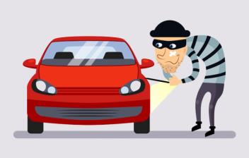 Dicas importantes para evitar ser assaltado em seu carro