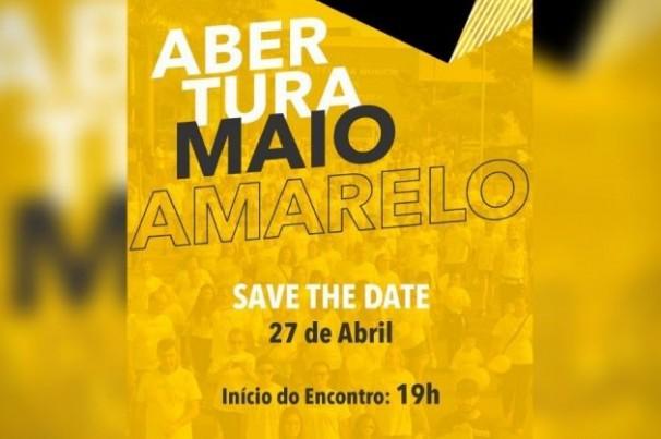 Blumenau sediará a abertura do Maio Amarelo 2020