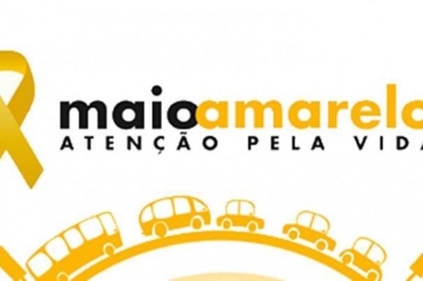 Maio Amarelo 2020 terá abertura internacional