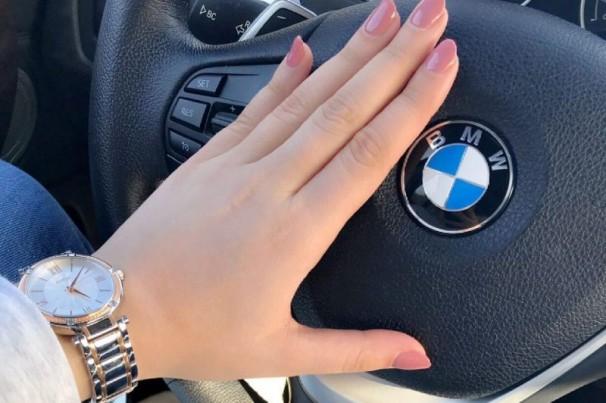 Mulher no volante! Um amor constante