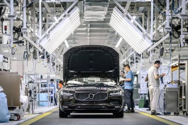 China retorna com a produção de carros