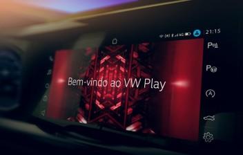 Volkswagen Nivus terá sistema de streaming na multimídia