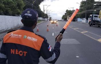 Detran -AM divulga balanço das fiscalizações de março