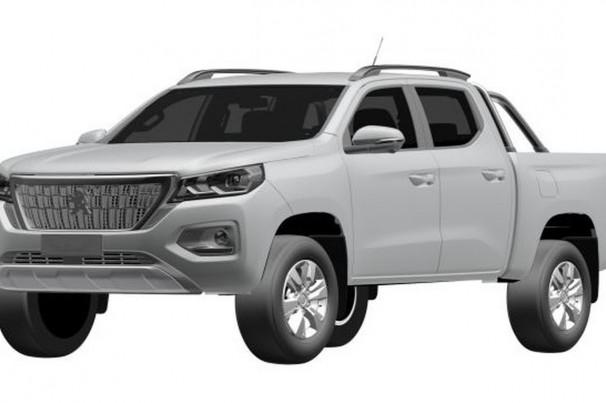 Peugeot registra picape Landtrek no Brasil