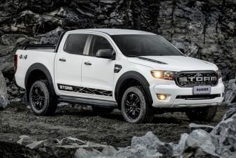 Ford Ranger Storm chega por R$ 150.990