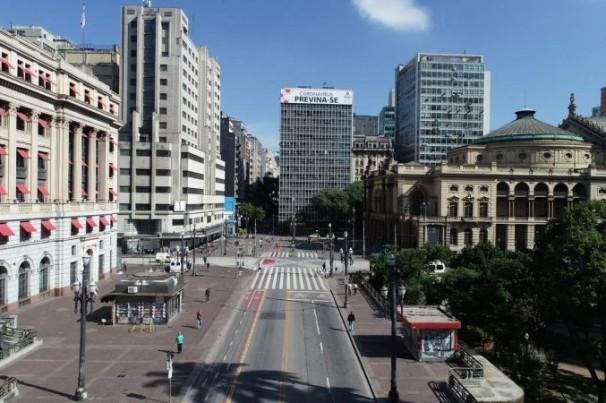Redução do tráfego de veículos em nove capitais