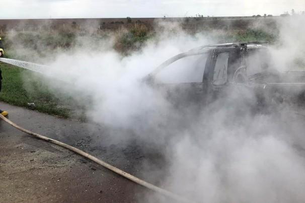 BR-163 tem veículos incendiados a cada 3 dias