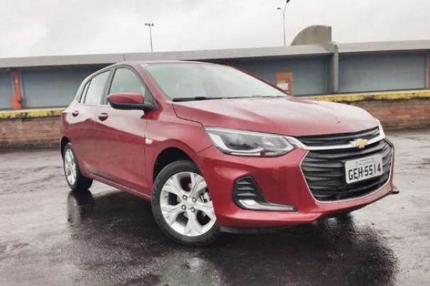 Chevrolet anuncia aumento de 4% nos preços