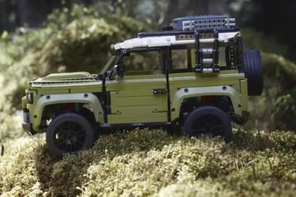 Lego transforma carro e moto em desejo em menor escala
