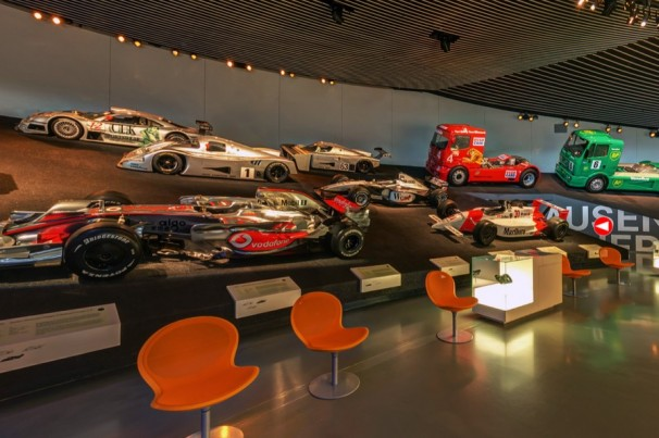 Museus automotivos pelo mundo têm visitas virtuais