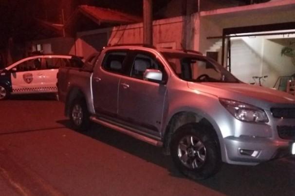 Apreensão de veículo, multa de R$ 1,3 mil por som alto