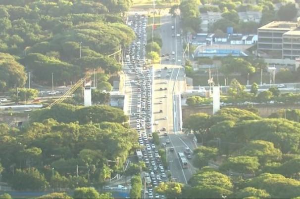 São Paulo bloqueia vias a partir desta segunda-feira