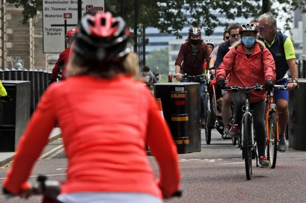 Londres proibirá carros no centro