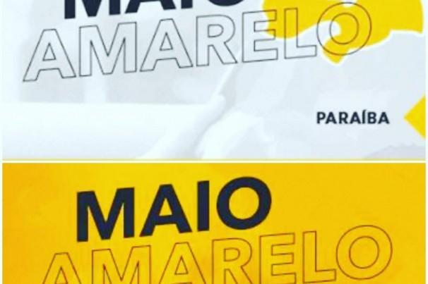 Maio Amarelo Paraíba
